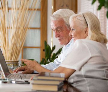 Browsing life insurance quotes in Dallas Fort Worth